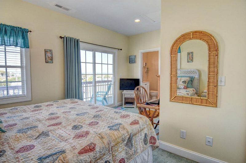 Same King Bedroom 2nd floor