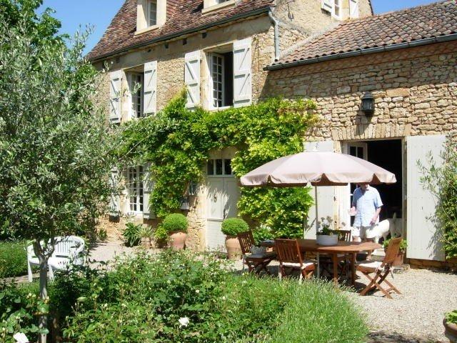 so romantic stone house