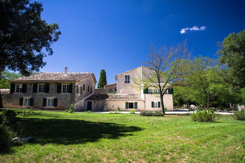 Domaine de la Verrerie, location de vacances à Saint-Jean-de-Crieulon
