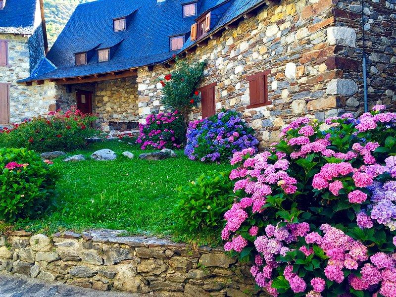 casa acogedora en la pleta de Garós ( baqueira), vacation rental in Baqueira