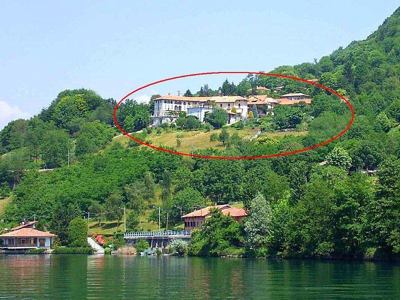 Villa Crabbia, Pettenasco Orta - NORTHITALY Villas Vacation Villa Rentals