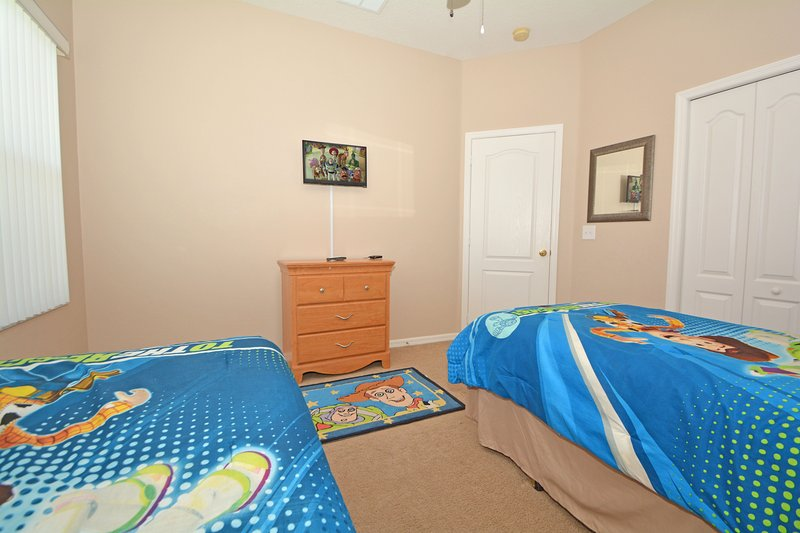 Bedroom 5 with Toy Story theme