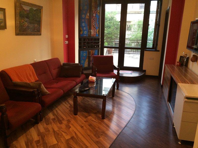 Rent in Yerevan, Rent in Yerevan city center, holiday rental in Yerevan