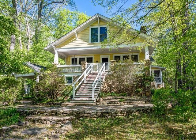 DuBard Cottage in Montreat, holiday rental in Montreat