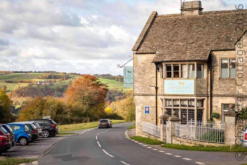 ...and visit the lovely local pub, a short walk from Grange Cottage