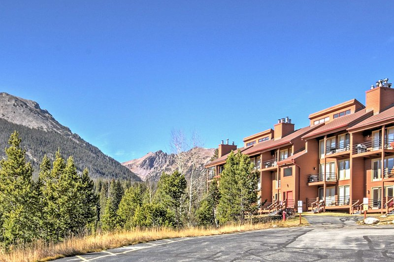 The property's location will grant you easy access to outdoor activities.