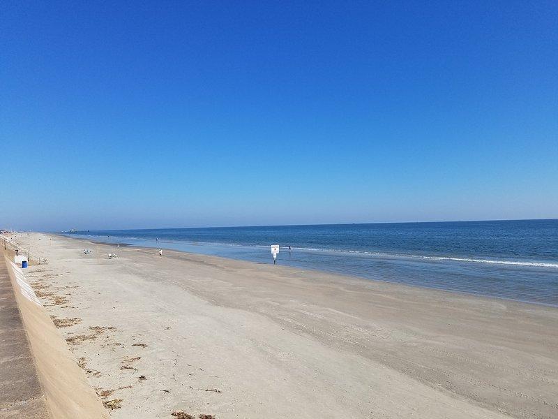 Sólo un minuto de la playa