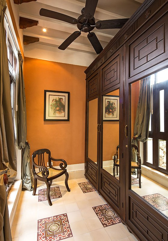 Dressing Room (Chambre principale)