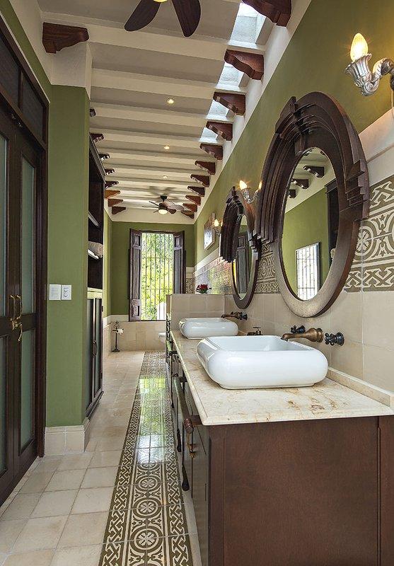 salle de bain principale de luxe