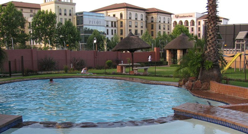 Come relax and enjoy Johannesburg's beautiful weather at our facility's Main Pool.