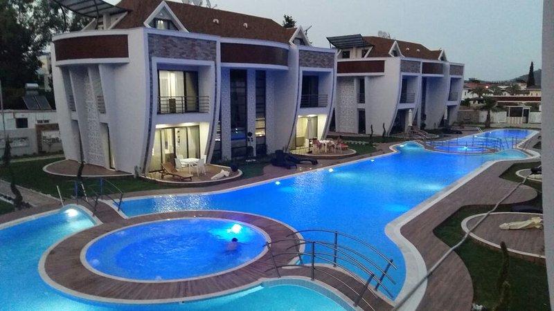 Han-De Homes (1+1), vacation rental in Goynuk