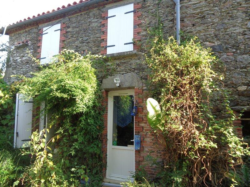 LA CLE DES CHAMPS : gîte proche Puy du Fou, holiday rental in Saint-Mesmin