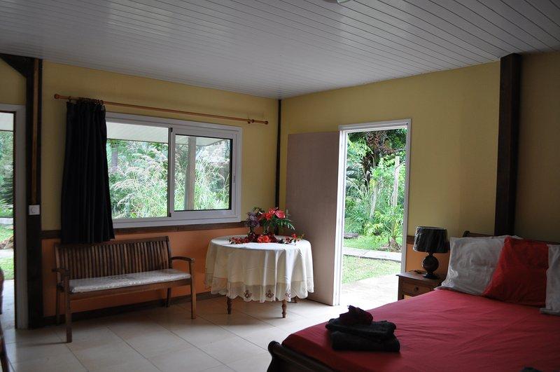 Domaine de la ferme d'Erambere, casa vacanza a Nuova Caledonia