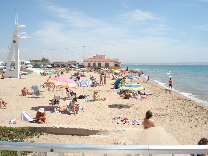 The Marina Beach