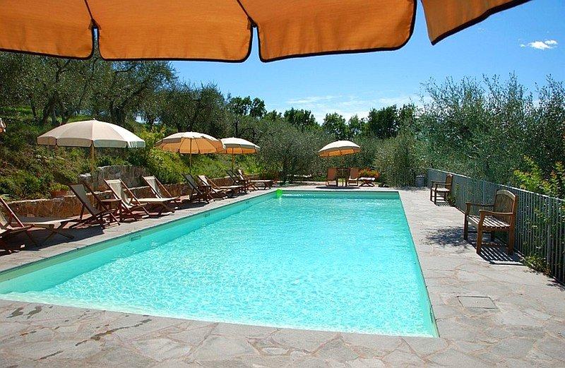 Apartment Glicine Montemare, Castelnuovo Magra Liguria - NORTHITALY VILLAS Vacation Villa Rentals