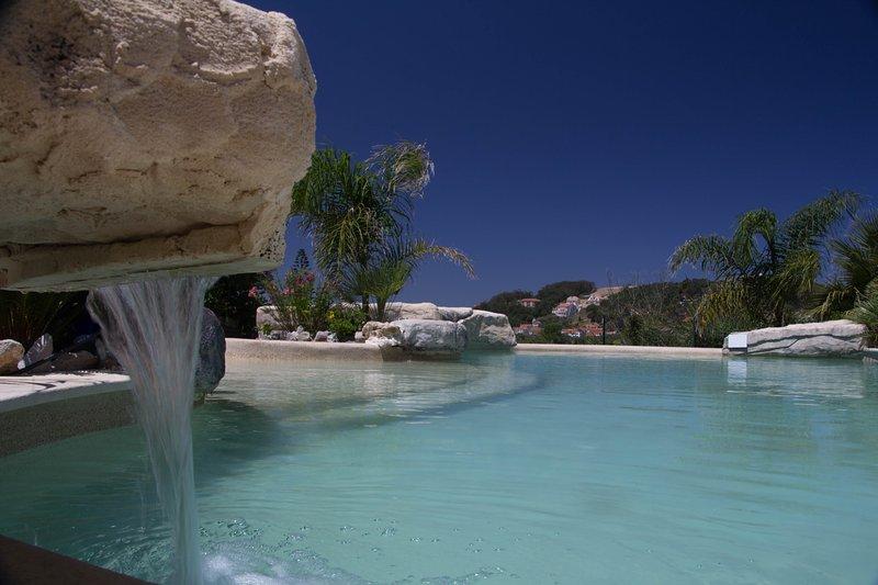 Excelente vivenda vista para o mar e piscina privativa, location de vacances à Foz Arelho