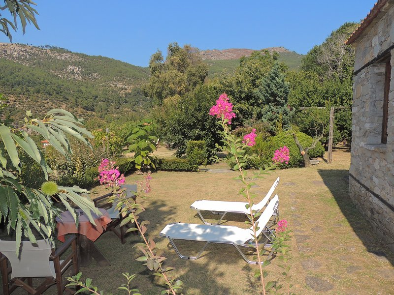 Villa Kazaviti - Bungalow, holiday rental in Skala Sotiros