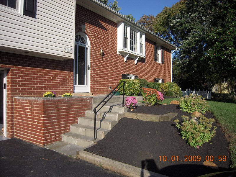 150/175 nt 3/4 bedrooms 40 miles from Washington 3 or 4 bedroom, holiday rental in Laurel