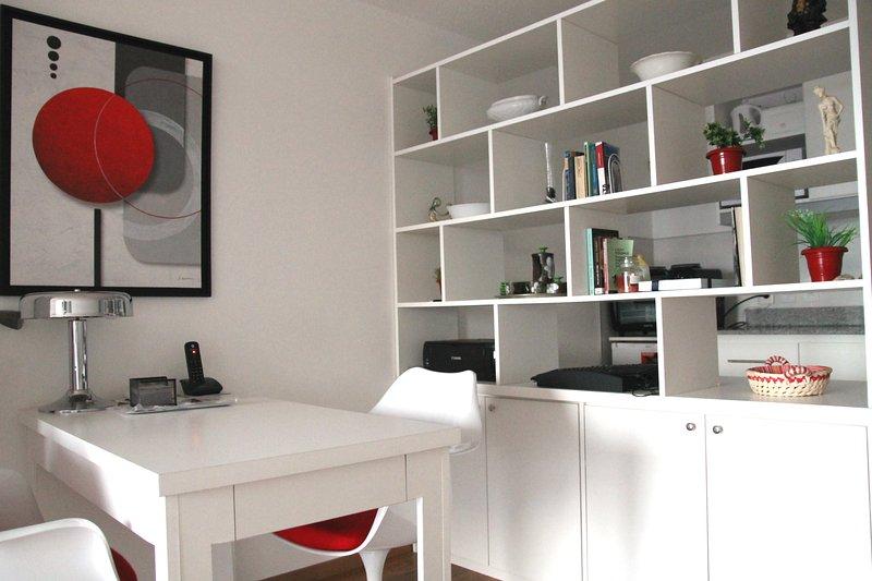 Beautiful Studio apartment in Montevideo.