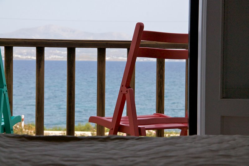 Apartment with Panoramic Sea View, holiday rental in Ampelas