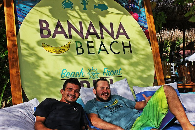 Banana Beach restaurante
