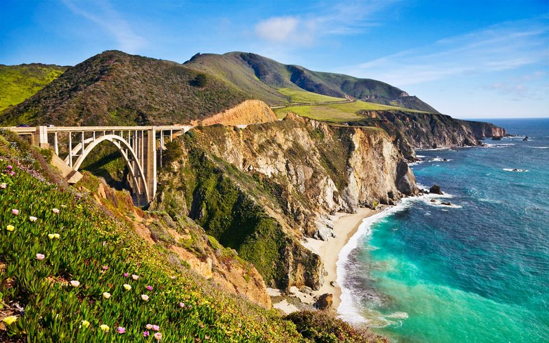 Big Sur - an easy and breathtaking day trip form Pacific Grove