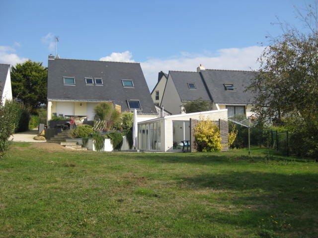 Quiet - Seaside villa, private indoor heated pool, holiday rental in Moelan sur Mer