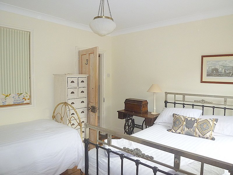 Bedroom 2 - Double and Single