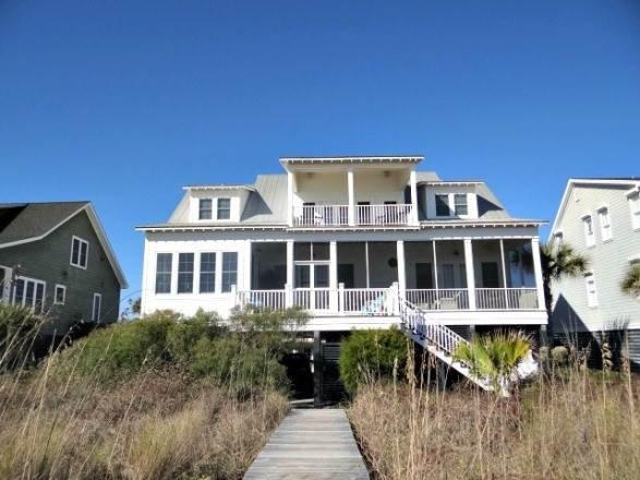 2102 Point St - 'Moon Spinner', casa vacanza a Isola Edisto