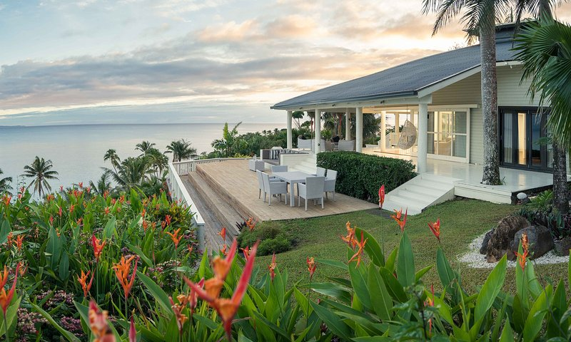 Raiwasa Grand Villa - All Inclusive, holiday rental in Fiji