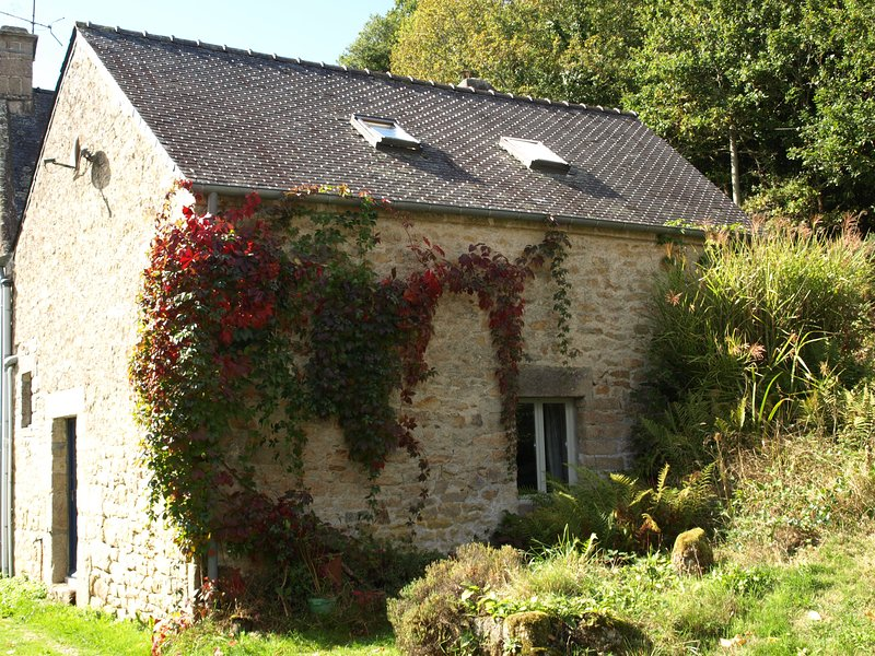 La Grange, holiday rental in Quistinic