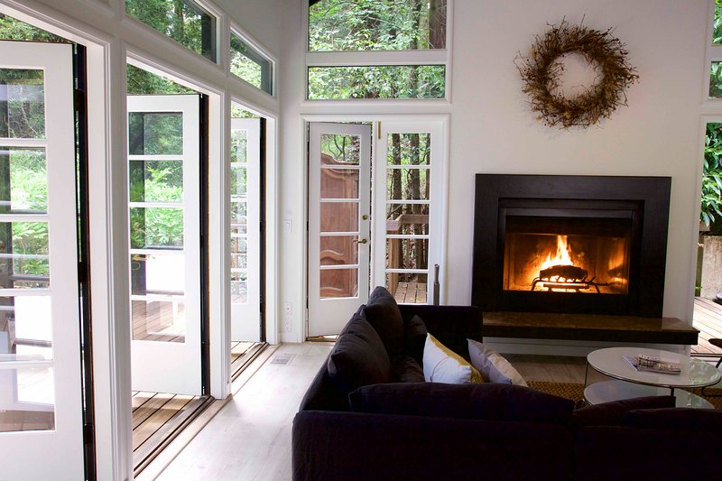 Just Listed! Mill Valley's Most Perfect Hidden Gem, holiday rental in Mill Valley