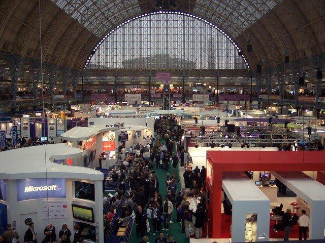 Olympia Exhibition Halls - juste autour du coin