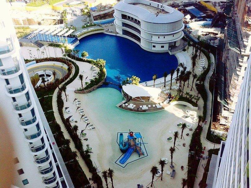 Children Pool and Beach