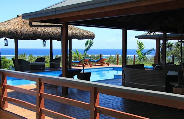 Sea Winds Luxury Villa Coral Coast Fiji, alquiler vacacional en Coral Coast