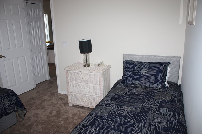 Chambre 3 lits jumeaux