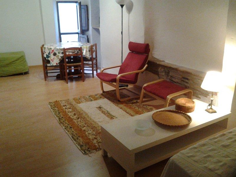 Diosnidor. /Siurana.Montsant accomodation, holiday rental in Prades