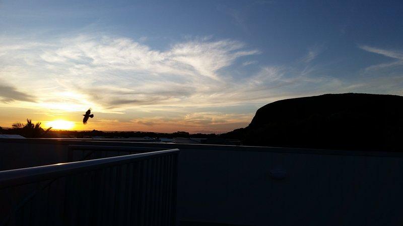 Roof Terrace - Amazing Mount Coolum Sunset Views