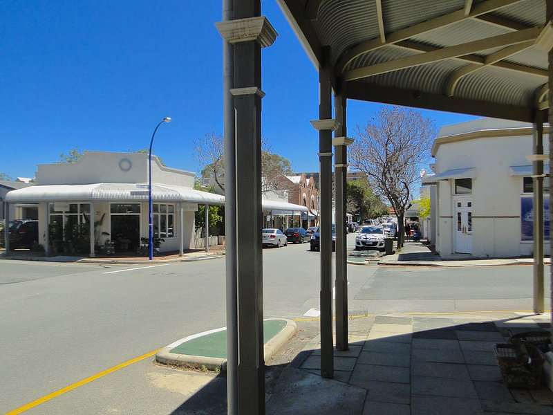 Historic George Street is East Fremantle's 'Main Street'