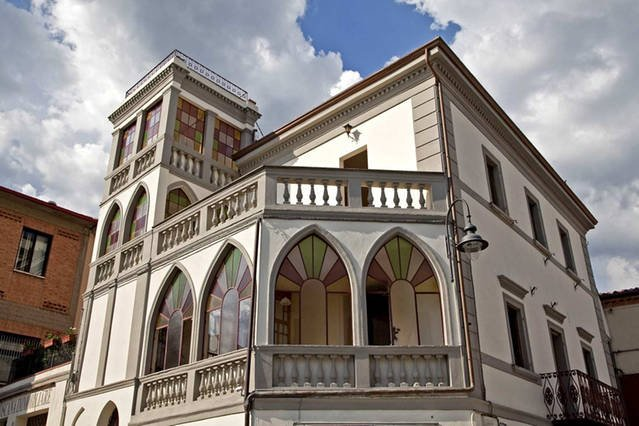 Villa Garibaldi Camera Garibaldi Rosso, casa vacanza a Bettolle