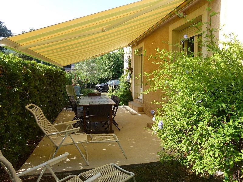 meublé de tourisme 3 étoiles dans le Cap Corse, holiday rental in Pietracorbara