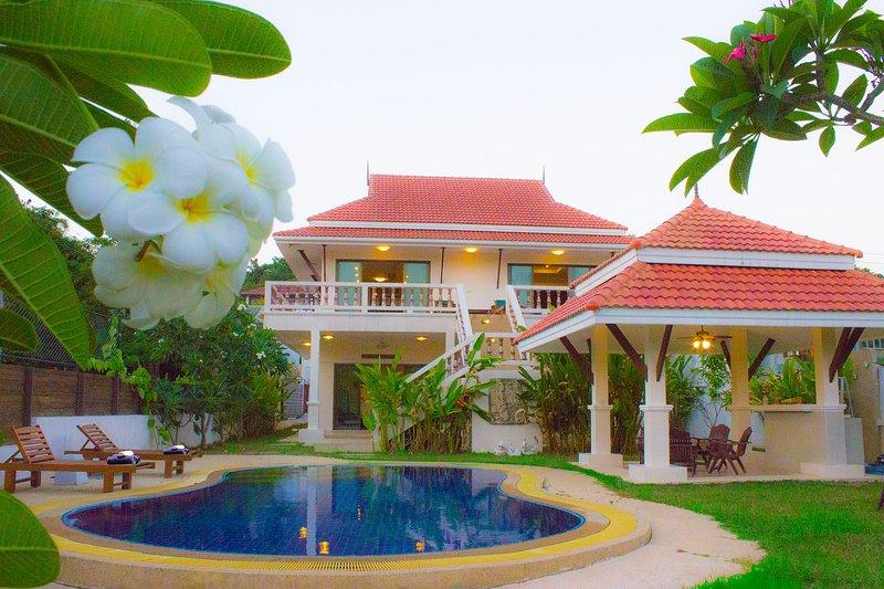 villa Diamond, alquiler vacacional en Plai Laem