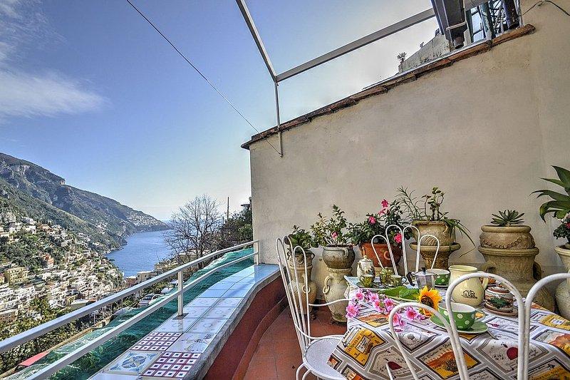 Casa Orazio, vacation rental in Positano