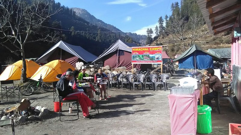 Himachal Camps (Barot), vacation rental in Mandi