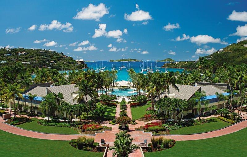 Schöne Westin St. John Resort