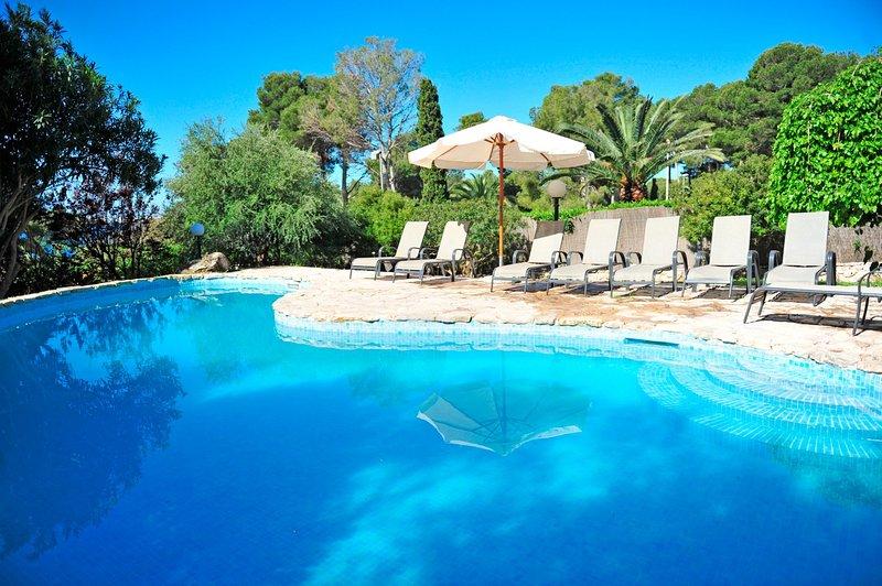 Villa Costa Pinos with private pool, vacation rental in Costa De Los Pinos