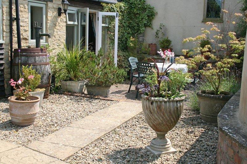 Henmarsh Cottage
