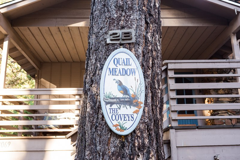 Welcome to Quail Meadow!