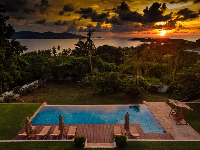 Baan Apsara, vacation rental in Choeng Mon