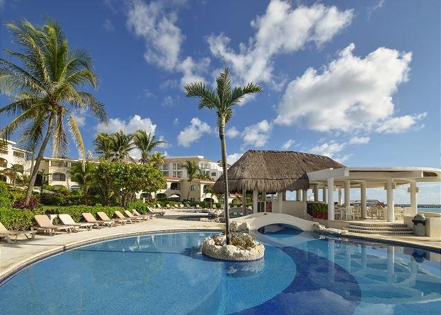 Xaman Ha 7009 Playa del Carmen Pool